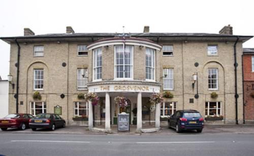 Grosvenor Hotel Cover Picture
