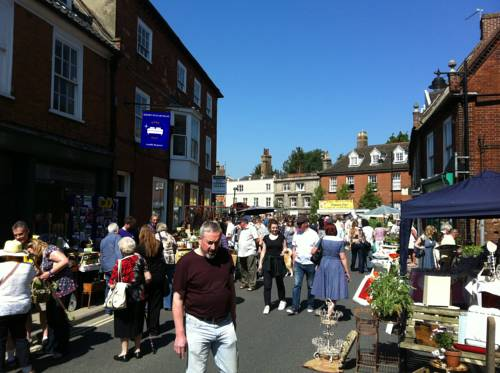 Short Stay Bungay Cover Picture