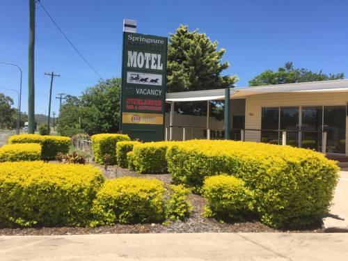 Springsure Overlander Motel Cover Picture