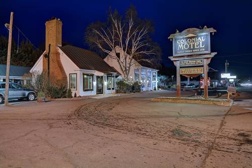 Colonial Motel and Spa Cover Picture