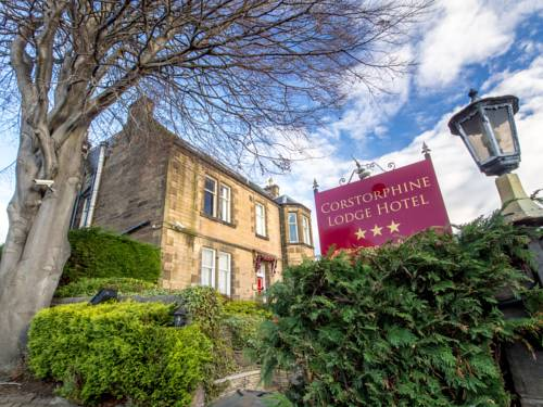Corstorphine Lodge Hotel Cover Picture