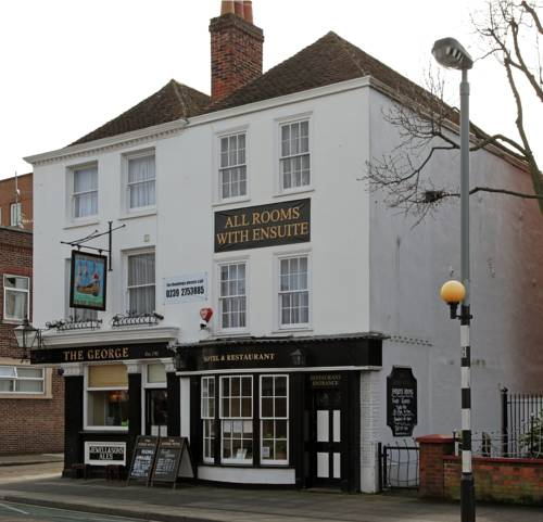 The George Hotel Cover Picture
