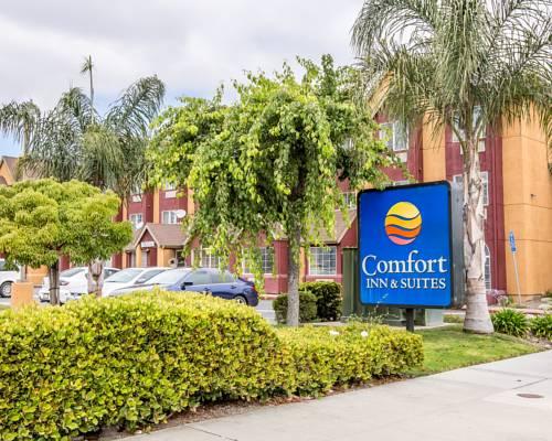 Comfort Inn & Suites Salinas Cover Picture