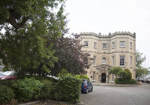 Arnos Manor Hotel Cover Picture