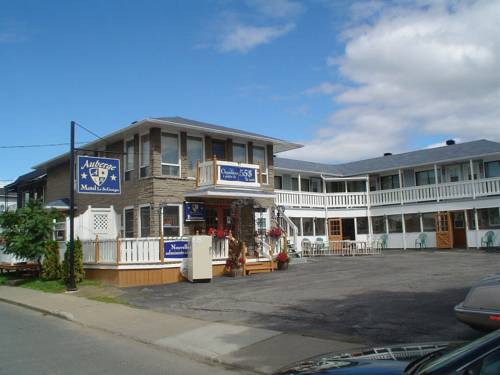 Auberge Motel Le St-Georges Cover Picture