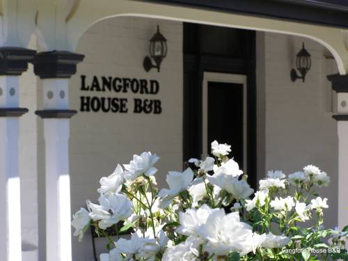 Langford House B&B Cover Picture
