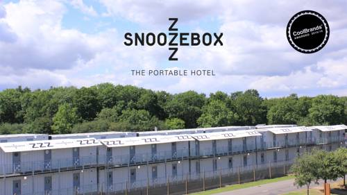 Snoozebox Silverstone Hotel Cover Picture