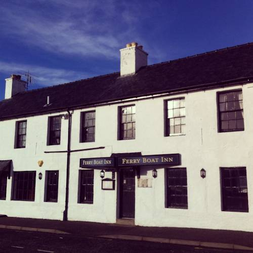 The Ferry Boat Inn Cover Picture