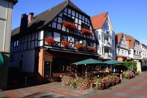 Hotel zum Braunen Hirschen Cover Picture