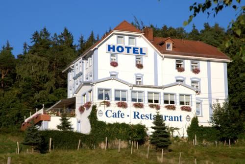 Waldhotel & Restaurant Bergschlösschen Cover Picture