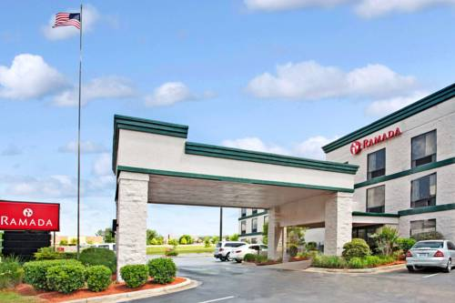Ramada Jackson Airport Hotel Cover Picture
