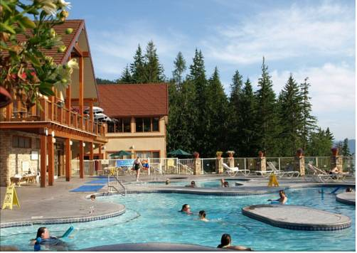Halcyon Hot Springs Village and Spa Cover Picture