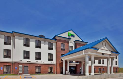 Holiday Inn Express Hotel & Suites McPherson Cover Picture