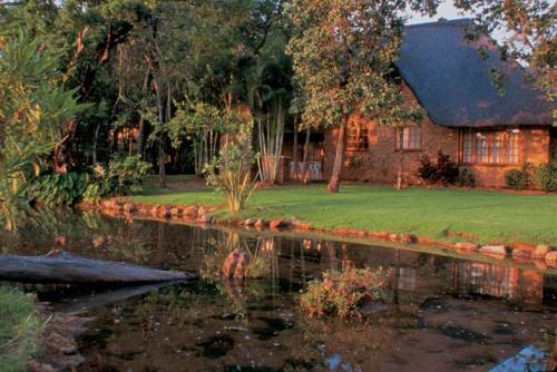 Kruger Park Lodge Cover Picture