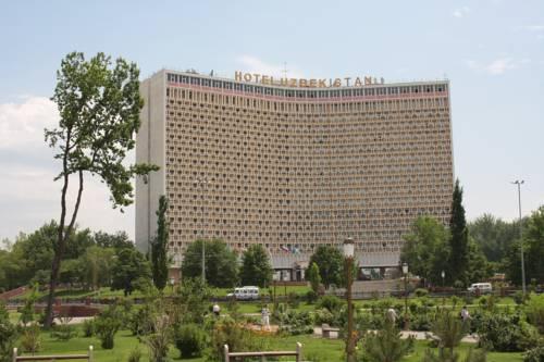 Hotel Uzbekistan Cover Picture