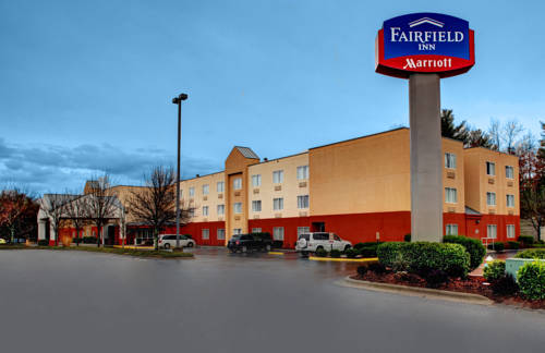 Fairfield Inn Asheville Airport Cover Picture