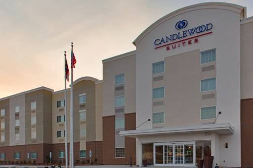 Candlewood Suites Fayetteville-North Carolina Cover Picture