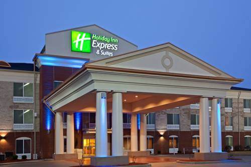 Holiday Inn Express & Suites Vandalia Cover Picture