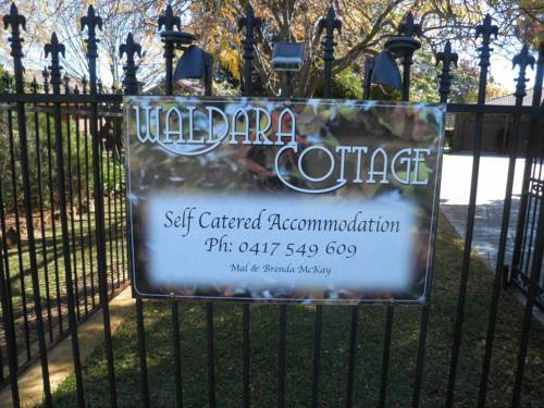 Waldara Cottage Cover Picture