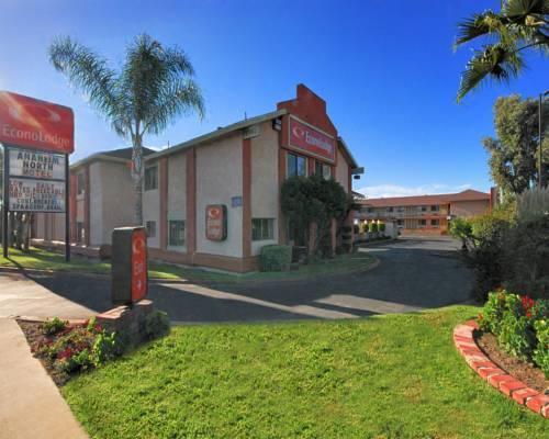 Econo Lodge Anaheim North Cover Picture