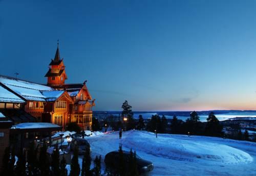 Scandic Holmenkollen Park Cover Picture