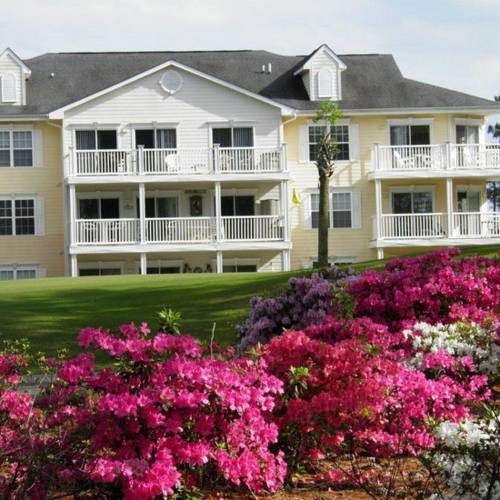 Brunswick Plantation & Golf Resort Cover Picture