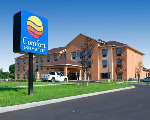 Comfort Inn & Suites Farmington - Victor Cover Picture
