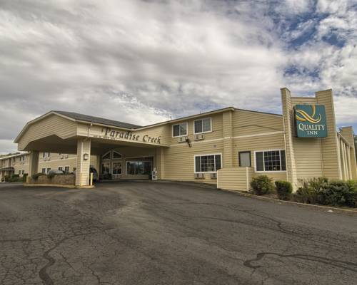 Quality Inn Paradise Creek Cover Picture