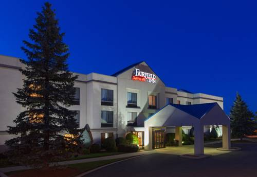Fairfield Inn Rochester South Cover Picture
