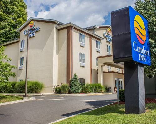 Comfort Inn Naugatuck Cover Picture