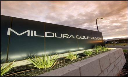 Mildura Golf Resort Cover Picture