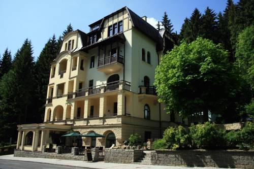 Spa Hotel St. Moritz Cover Picture