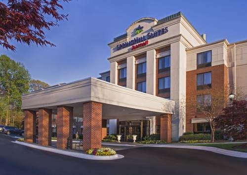 SpringHill Suites Charlotte University Research Park Cover Picture