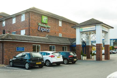 Holiday Inn Express Lichfield Cover Picture