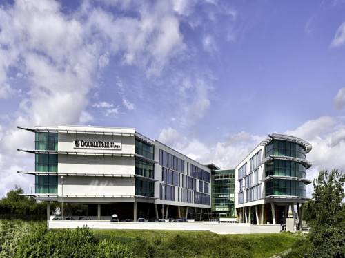 DoubleTree by Hilton Hotel Newcastle International Airport Cover Picture