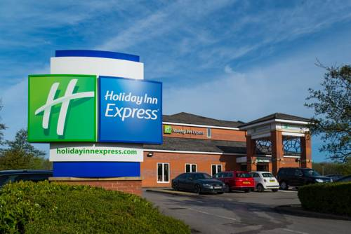 Holiday Inn Express Manchester East Cover Picture