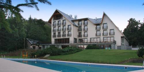 Beltine Forest Hotel Cover Picture