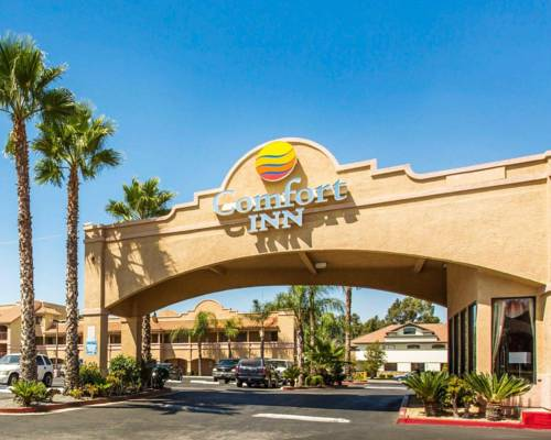 Comfort Inn Moreno Valley near March Air Reserve Base Cover Picture
