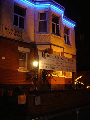 Highcroft Guest House Cover Picture