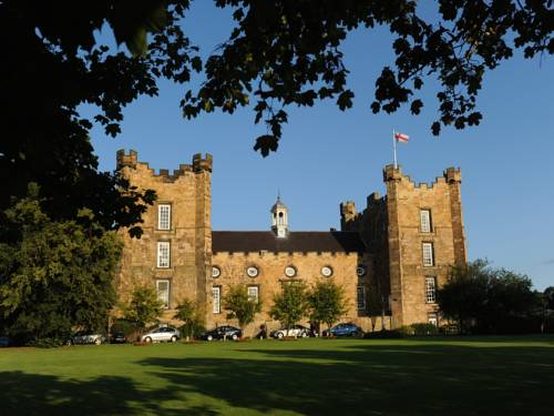 Lumley Castle Hotel Cover Picture