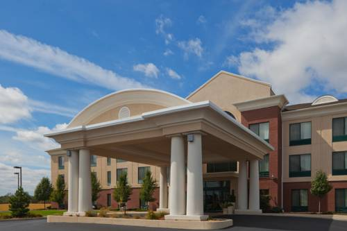 Holiday Inn Express Hotel & Suites Bryan-Montpelier Cover Picture