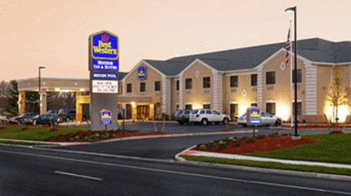 Best Western Monroe Inn & Suites Cover Picture