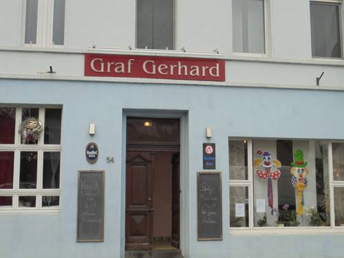 Hotel Graf Gerhard Cover Picture