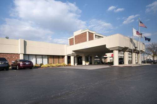 Clarion Hotel Indianapolis Cover Picture