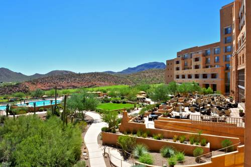 JW Marriott Tucson Starr Pass Resort Cover Picture