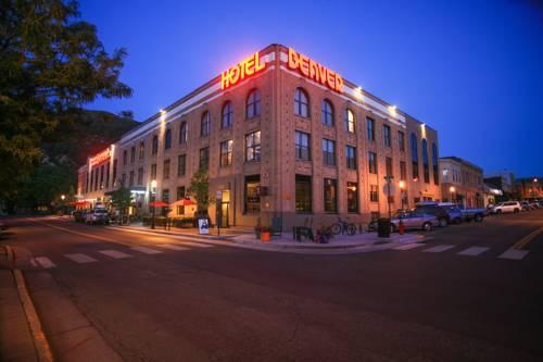 Hotel Denver Cover Picture