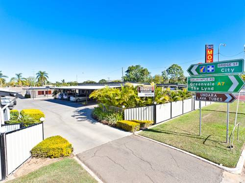 Charters Towers Motel Cover Picture