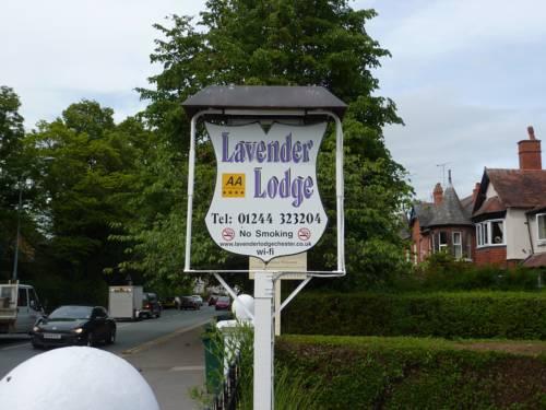 Lavender Lodge Cover Picture
