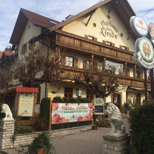 Akzent Hotel Alte Linde Wieling Cover Picture