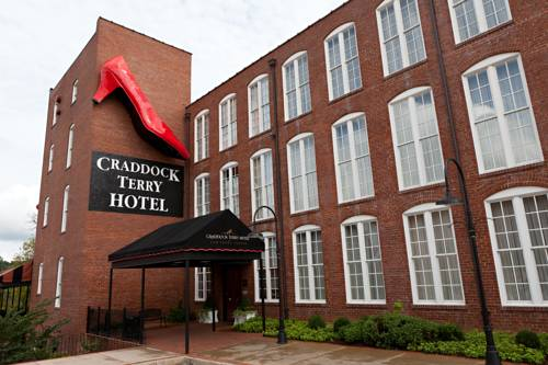 Craddock Terry Hotel & Event Center Cover Picture
